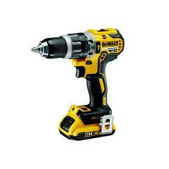 DEWALT XR Brushless Hammer Drill 18V 2 x 2.0Ah Li-Ion - DEWDCD796D2