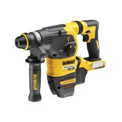 DEWALT XR FlexVolt Brushless SDS Plus Hammer 18/54V Bare Unit - DEWDCH333NT