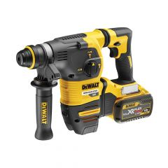 DEWALT XR FlexVolt Brushless SDS Plus Hammer 18/54V 2 x 9.0/3.0Ah Li-Ion - DEWDCH333X2