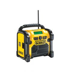 DEWALT DAB Digital Radio 240V & Li-ion Bare Unit - DEWDCR020