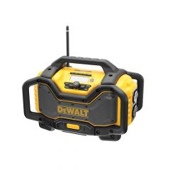 DEWALT FlexVolt XR Radio Charger 240V & Li-Ion Bare Unit - DEWDCR027