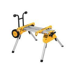 DEWALT XJ Heavy-Duty Rolling Table Saw Stand - DEWDE7400