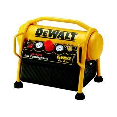 DEWALT DPC6MRC Mini Roll Cage Compressor 6 Litre 1100W 240V - DEWDPC6MRC