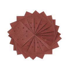 DEWALT Pre Punched 1/4 Sanding Sheets Medium/Fine 100 Grit (Pack of 25) - DEWDT3014QZ