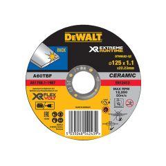 DEWALT FlexVolt XR Metal Cutting Disc 125 x 1.1mm - DEWDT99582QZ
