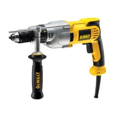 DEWALT 2 Speed Percussion Drill 1100W 110V - DEWDWD524KSL