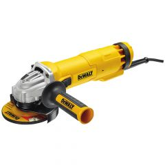 DEWALT Mini Grinder 115mm & Kit Box 1010W 110V - DEWDWE4206KL