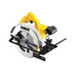 DEWALT Compact Circular Saw 184mm 1350W 110V - DEWDWE560L