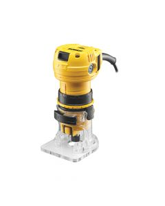 DEWALT Variable Speed Laminate Trimmer 590W 240V - DEWDWE6005