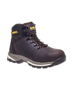 DEWALT Sharpsburg SB-P Brown Hiker Boots UK 9 Euro 43 - DEWSHARPS9B