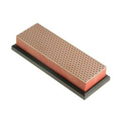 DMT Diamond Whetstone 150mm Plastic Case Red 600 Grit Fine - DMTW6FP