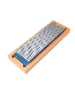 DMT Diamond Whetstone 200mm Wooden Box Blue 325 Grit Coarse - DMTW8C