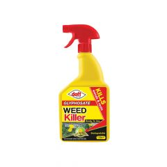 DOFF Glyphosate Weedkiller RTU 1 Litre - DOFFOA00