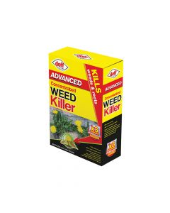 DOFF Advanced Concentrated Weedkiller 3 Sachet - DOFFY003