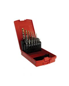 Dormer A002 Drills & E500 HSS MC Tap Set - DORL115101
