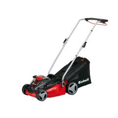 Einhell Power X-Change Cordless Lawnmower 33cm 36V 2 x 18V 2.0Ah Li-Ion - EINGECM33LI