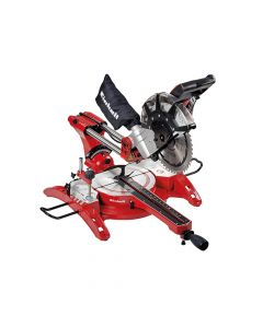 Einhell Sliding Cross Cut Mitre Saw 250mm 2350W 240V - EINTCSM2534