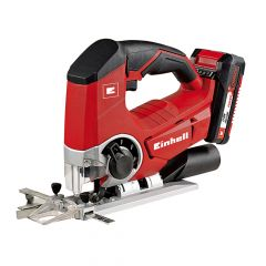 Einhell Kit Power X-Change Jigsaw 18V 1 x 2.0Ah Li-Ion - EINTEJS18LIK