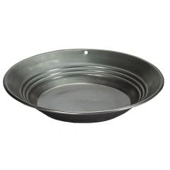 "Estwing Steel Gold Pan 12"" - E1212"