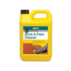 Everbuild Brick & Patio Cleaner 5 Litre - EVBBC5L