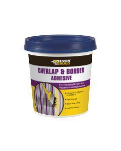 Everbuild Overlap & Border Adhesive 500g - EVBBORD5