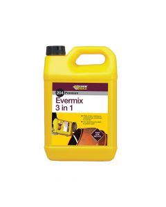 Everbuild 204 Evermix 3 in 1 5 Litre - EVBEMIX5