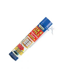 Everbuild Fix & Fill Expanding Foam Filler 750ml - EVBEVFF7