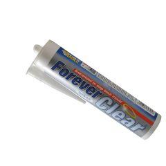 Everbuild Forever Clear Sealant 295ml - EVBFOREVERCL