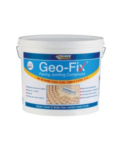 Everbuild Geo-Fix Paving Mortar Buff 20kg - EVBGEOFIX20B