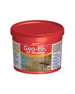 Everbuild Geo-Fix All Weather Stone 14kg - EVBGEOWET14S