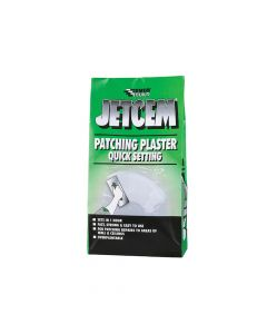 Everbuild Jetcem Quick Set Patching Plaster (Single 6kg Pack) - EVBJETPATCH6