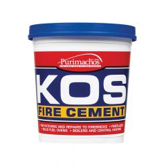 Everbuild KOS Fire Cement, Buff 500g - EVBKOSBUF500