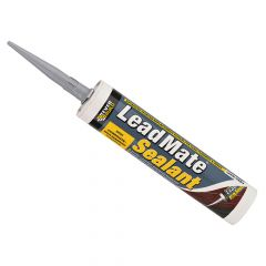 Everbuild Lead Mate Sealant Grey 295ml - EVBLEAD