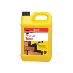 Everbuild Liquid 209 Mortar Tone Black 1 Litre - EVBLMTBK1