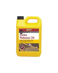 Everbuild 206 Strike Release Oil 5 Litre - EVBSTRIKE5