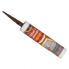 Everbuild Timber & Laminate Sealant Oak 290ml - EVBTIMBOAK