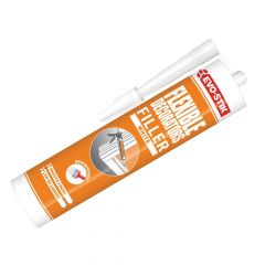 Evo-Stik Decorator's Flexible Acrylic Filler - White C20 - EVODFFW