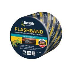 Evo-Stik Flashband & Primer 75mm x 3.75m - EVOFB75DIY