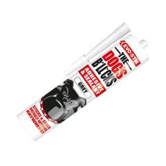 Evo-Stik The Dog's B*ll*cks Multipurpose Adhesive & Sealant, Grey 290ml - EVOTDBGR