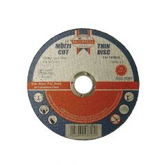 Faithfull Multi-Cut Cutting Discs 100 x 1.0 x 16mm (Pack of 10) - FAI10010MUL
