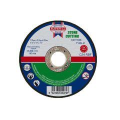 Faithfull Stone Cut Off Disc 115 x 3.2 x 22mm - FAI1153S