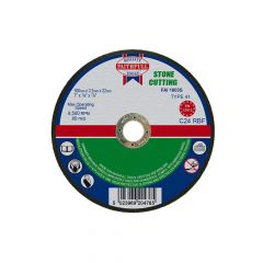 Faithfull Stone Cut Off Disc 180 x 3.2 x 22mm - FAI1803S
