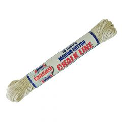 Faithfull 303 Medium Cotton Chalk Line 18m (Box of 12) - FAI303
