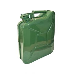 Faithfull Green Jerry Can - Metal 10 Litre - FAIAUJERRY10