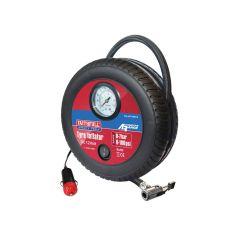Faithfull Low Volume Tyre Inflator 12V - FAIAUTYINFLO