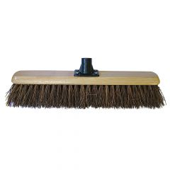 Faithfull Platform Broom Head Bassine 45cm (18in) Threaded Socket - FAIBRBAS18R