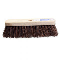 Faithfull Broom Head Stiff Bassine 300mm (12 in) - FAIBRBASS12
