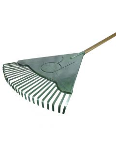 Faithfull Countryman Leaf Rake Plastic Head - FAICOULRP