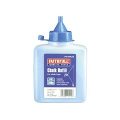 Faithfull Chalk Powder 250g - Blue - FAICPBLUE
