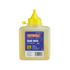 Faithfull Chalk Powder 250g - Yellow - FAICPYELLOW